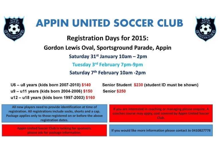 Appin football oval