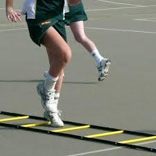 More Speed Ladder Drills To Add To The Mix Netball