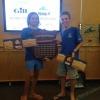 Open & Junior National Champions - Hammertime (Tom & Tom)