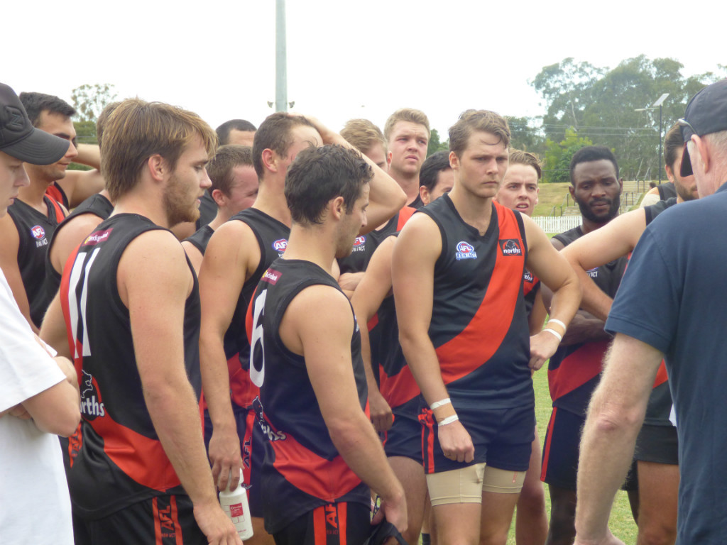 Team Selection Round 2 North Shore Bombers Sportstg