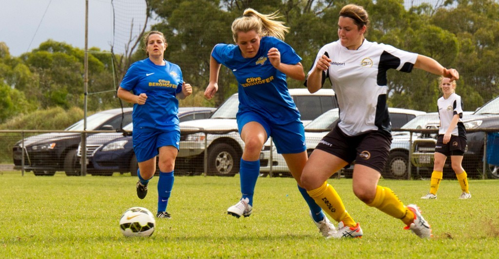 mudgeeraba soccer club vs the gap fc