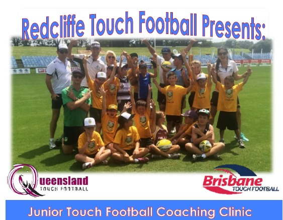 Redcliffe touch football
