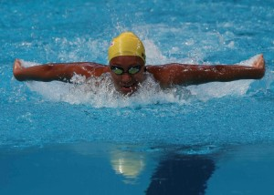 Tegan McCarthy PNG 100m Butterfly
