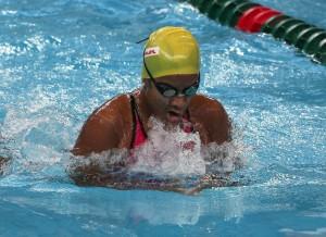 PNG Barbara Vali-Skelton 100m Breastroke