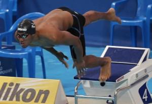 FIJI Malami 100m freestyle
