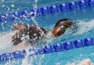 TGA Panuve 100m freestyle