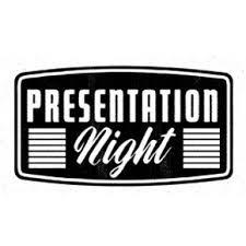 Image result for presentation night