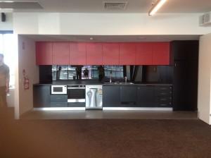 Kitchen in Multi Purpose Room