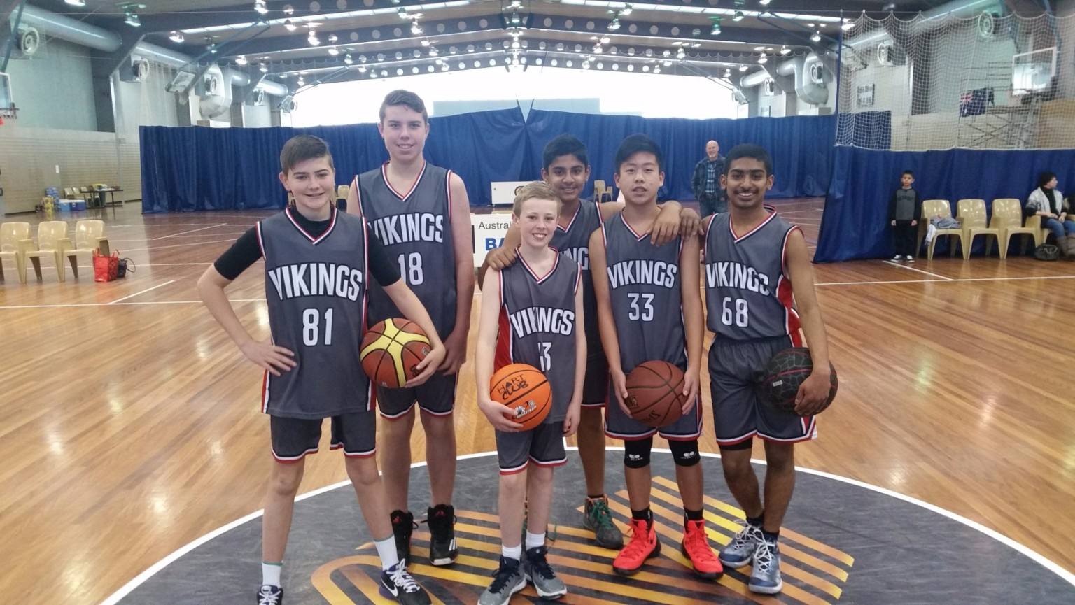 Something tuggeranong vikings amateur basketball club have missed