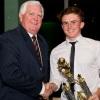 Jesse Rigby Award (Chris Simpson)