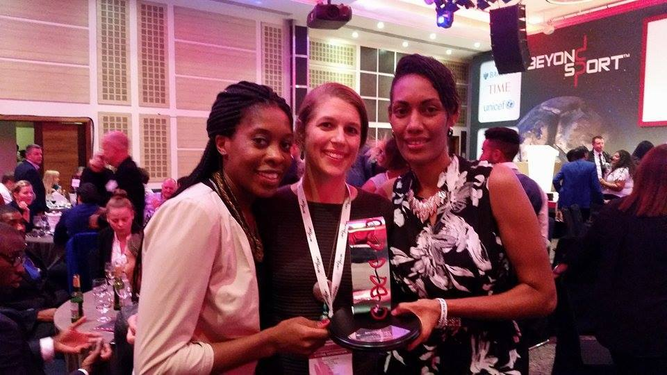 Fiji Volleyball Federation Fvf Won Federation Of The Year At The  Beyond Sports Awards Held In London On Th October Competition For The Category