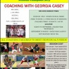 Coaching with Georgia Casey