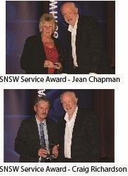 SNSW Service Awards