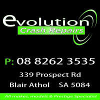 Evoluation Crash Repairs