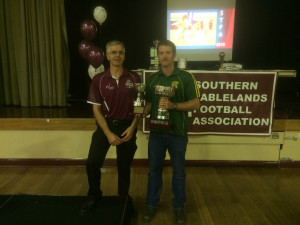 Wollondilly Soldiers 2015 Club Champions