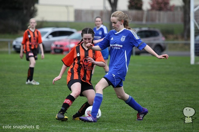 More girls now playing soccer than netball - FFV ...