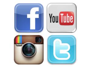 Social media 4 square