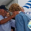 Patron Michael Fletcher Awards the Sailors with their Medals - Photo Credit: MurnaghanMedia