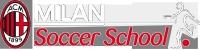 AC Milan Soccer School logo