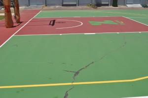 Current Outdoor Courts