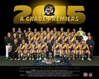 2015 A Grade Premiers NRFC
