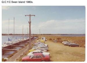 Wharf - Mid 80s