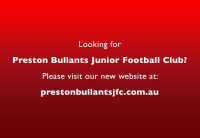 Visit the Preston Bullants JFC website