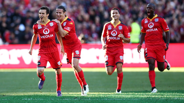 Adelaide United Picture: Adelaide United Win A-League Grand Final!