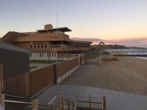 New FYC building
