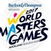 World Masters Games 2017 white
