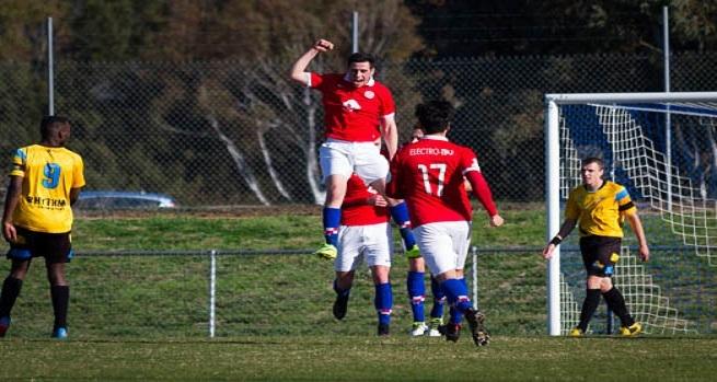 PS4 NPL: Canberra FC set up 2015 Grand Final Rematch
