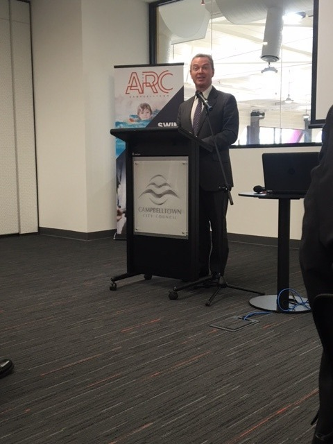 aa7591a6d7ce The ARC Campbelltown officially opened - Football Federation South  Australia - SportsTG