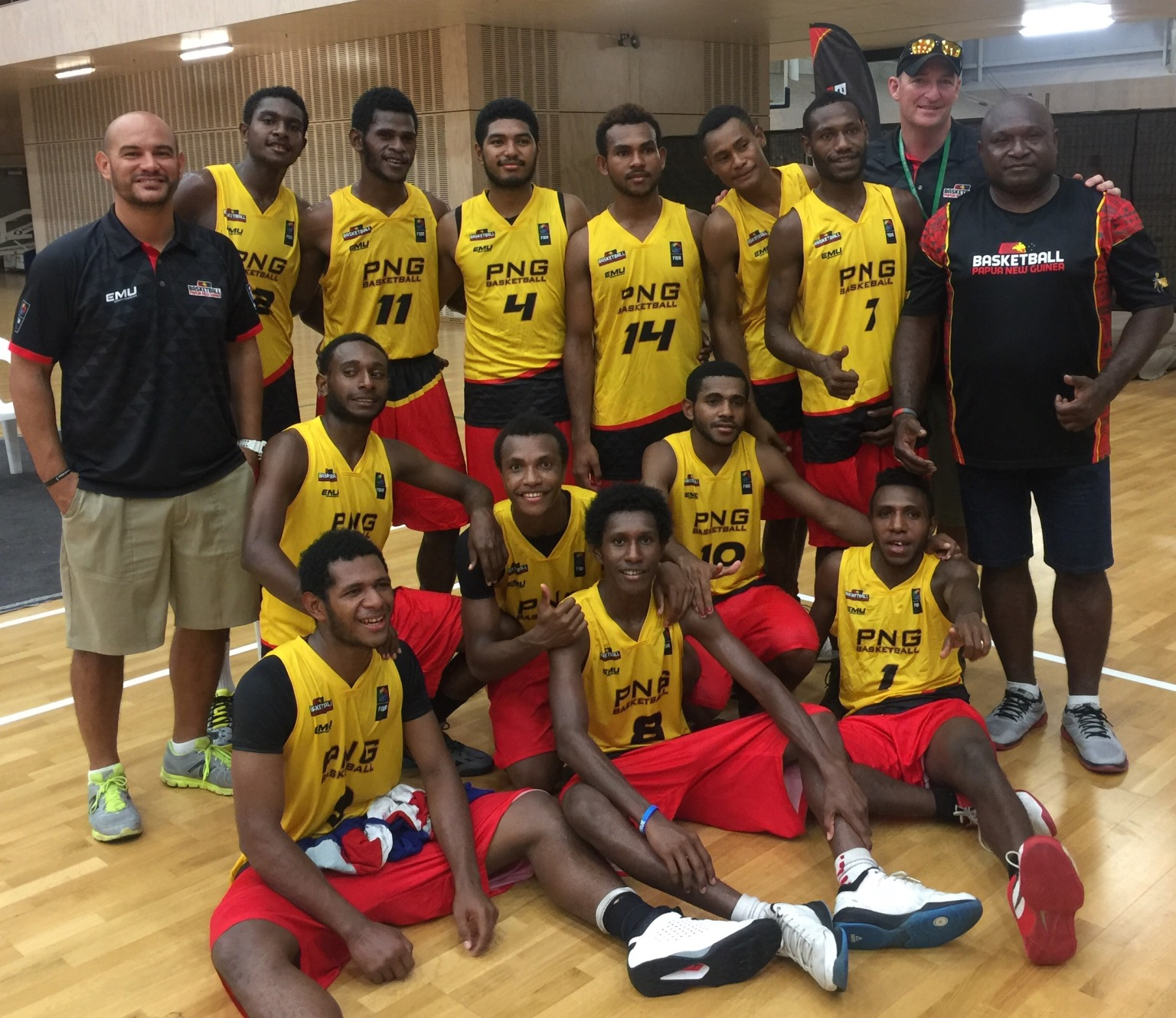 Png U Men Edge Our Papuan Blacks V In Epic Encounter Basketball Federation Of Papua New Guinea Sportstg