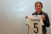 Michaela Foster - NZ U17 Captain 2016