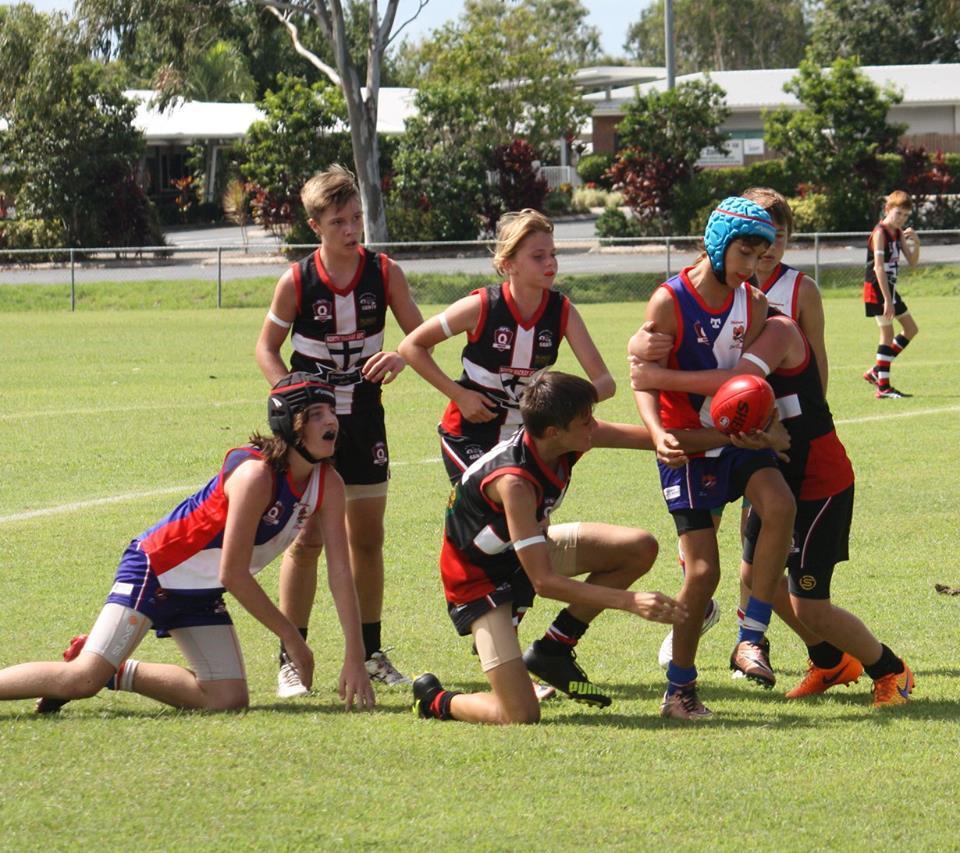 AFL Queensland Official Suppliers - AFL Mackay - SportsTG