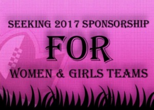 Womens sponsors needed