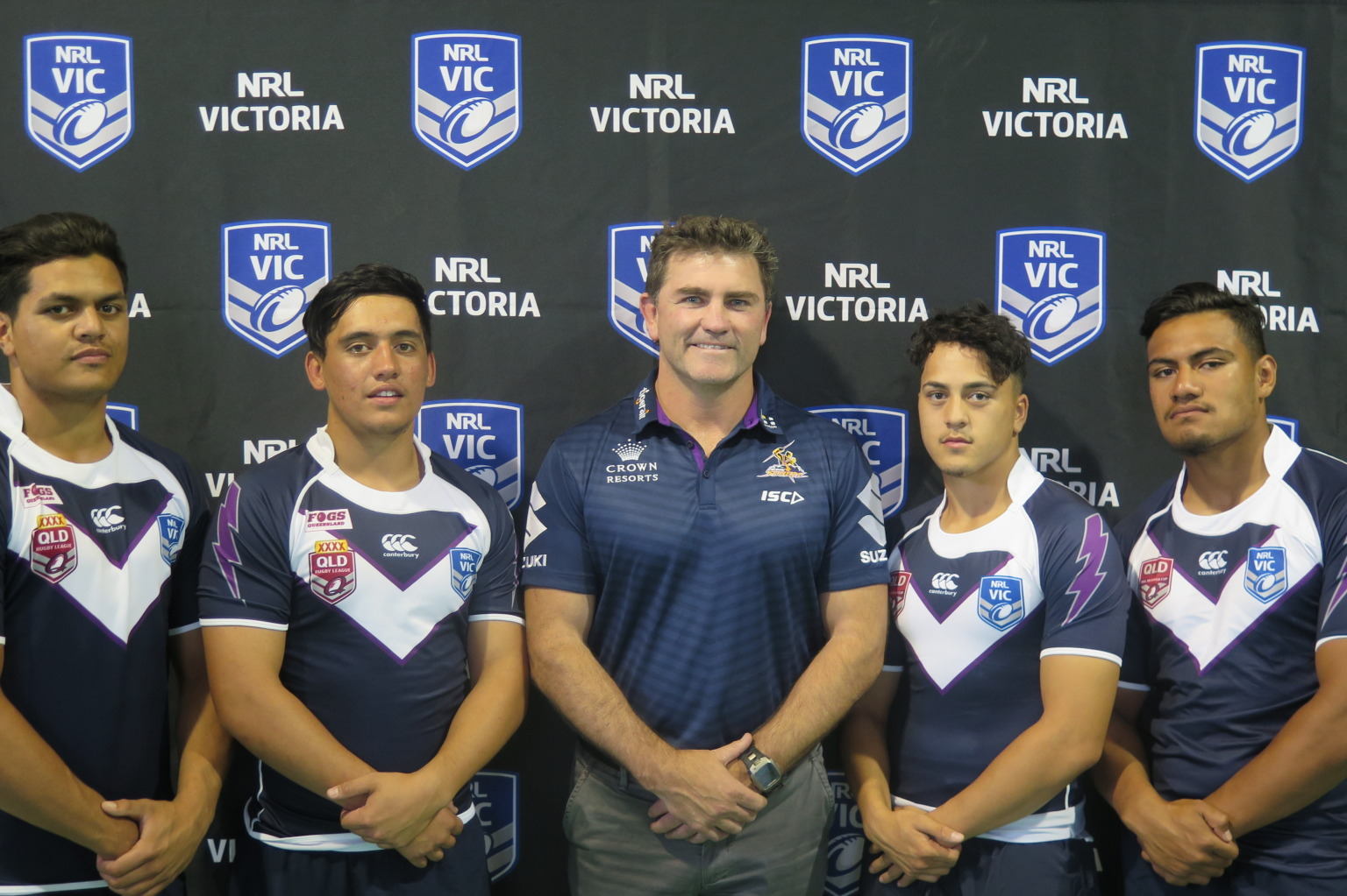 e3bf971efdb Victoria announce teams for Mal Meninga Cup and FOGs fixtures - NRL Victoria  - SportsTG