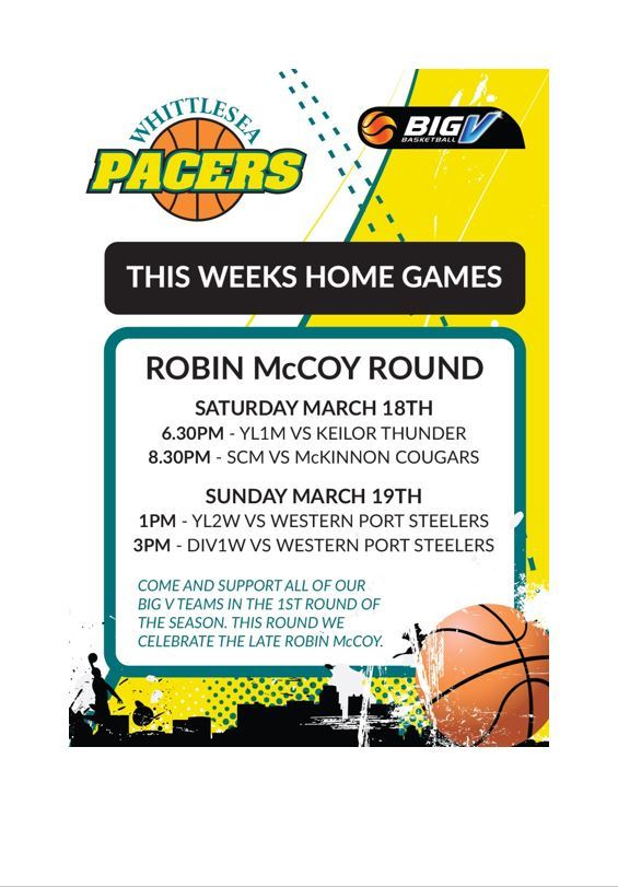 Big V Home Games Begin this Week Sat 18th March - Whittlesea City
