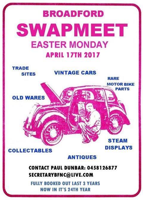 2017 Swap Meet - Broadford - SportsTG