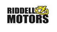 Thank you Joe from Riddell Motors for your ongoing support.