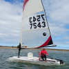 Bic sailing is fun and fast!
