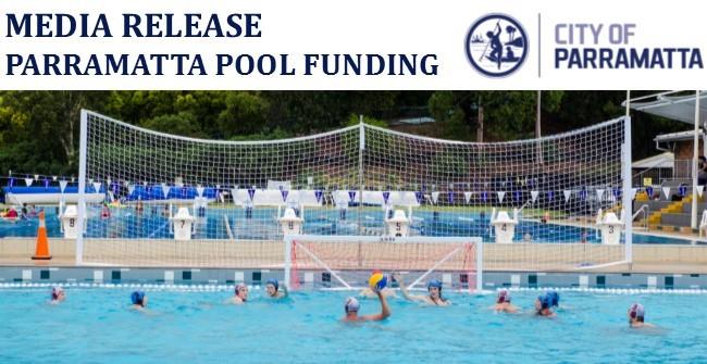 Media Release Parramatta Pool Funding Water Polo Nsw Sportstg
