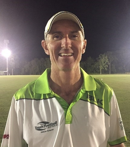 Caboolture touch football