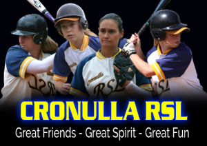 Cronulla RSL Softball legends