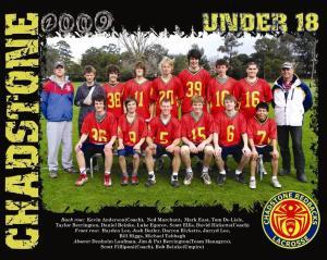 2009 U18 boys
