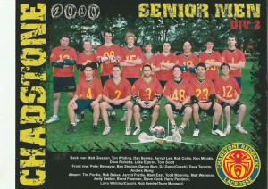 2010 Division 2 Men