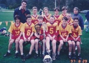 1997 U13 Boys