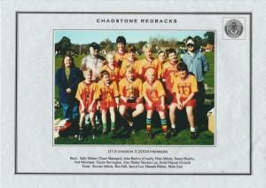 2004 U13 Division 3 Boys