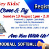 Cronulla RSL Come & Try Registration Day