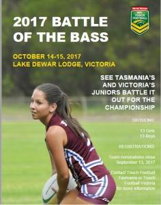 1ec978d89cba49 13s Battle of the Bass Championships - Touch Football Tasmania ...